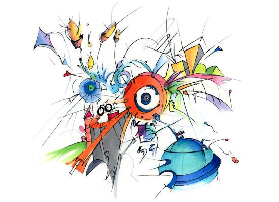 EVOLUTION IST EINE ZEIT-BOMBE